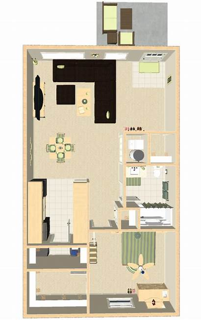Bedroom Apartment Floor Plans Apartments Plan Indianapolis