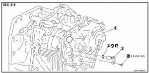 Exploded View Of 2011 Nissan Versa Manual Gearbox