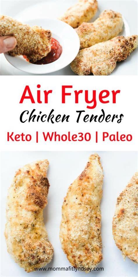 chicken air keto fryer tenders recipe recipes friendly healthy fried