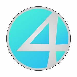 Fantastic Four™ logo vector - Download in EPS vector format