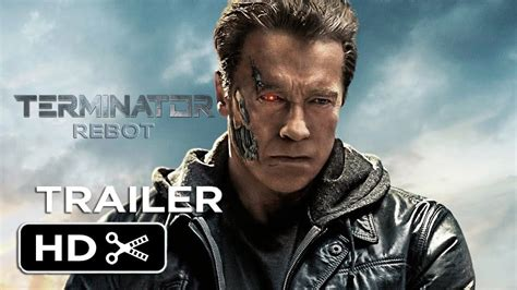 Terminator 6 Reboot (2019) Trailer Arnold