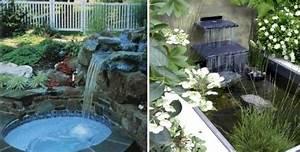 Plante Pour Bassin Extérieur : decoration bassin zen mc immo ~ Premium-room.com Idées de Décoration