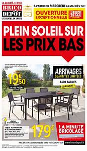Table De Jardin Brico Depot : table pliante brico awesome salon with table pliante ~ Dailycaller-alerts.com Idées de Décoration