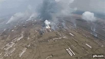 Explosion Ammunition Ukraine Plant March Ammo Gifs