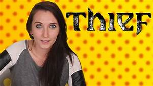 Thief - Hot Pepper Game Review ft. Britanni Johnson - YouTube
