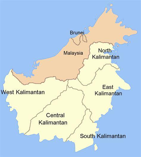 borneo part   island  indonesian  part