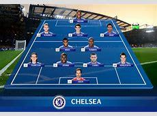 Chelsea Watford Confirmed XI