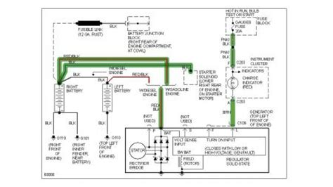 1989 Chevy 1500 Battery Wiring Diagram by 1994 Gmc C1500 Low Voltage I Replaced Altenator And