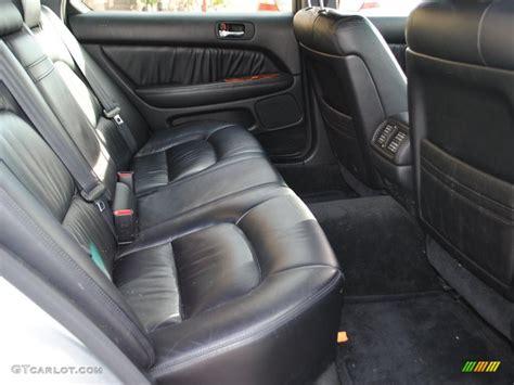 lexus ls400 interior black interior 2000 lexus ls 400 photo 40040494