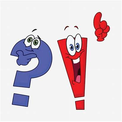 Question Cartoon Expression Mark Exclamation 출처 Pngtree