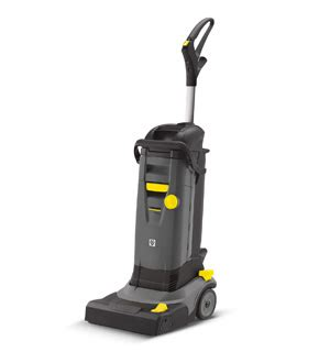 br 30 4 c commercial upright micro floor scrubber