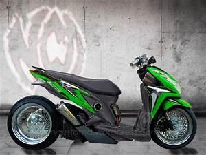 Modifikasi Honda