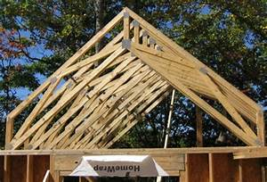 Cathedral truss infobarrel images for 40 ft attic truss