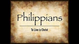 Diagram Of Philippians 1