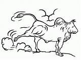 Coloring Bull Gambar Banteng Mewarnai Hewan Riding Bison Stier Rumput Printable Realistic Animasi Ausmalbilder Kreasiwarna Kreasi Warna Library Contoh Funeral sketch template