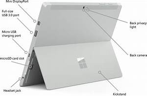 Microsoft Surface 3 Hands