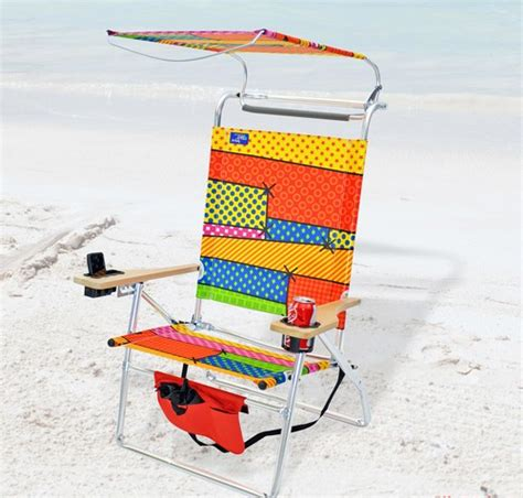 Lawn Chair With Canopy And Footrest by Chair With Canopy And Cup Holder