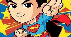 Chibi Superman | DC Superheroes | Pinterest | Chibi ...