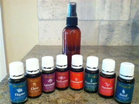 Essential Oil Bug Repellent Spray