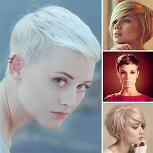 Coupe De Cheveux Femme Courte : coupe courte femme les plus belles coupes pour cheveux courts ~ Melissatoandfro.com Idées de Décoration