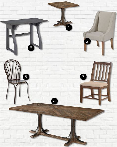 magnolia home iron trestle table celebrity look for less magnolia home by joanna gaines