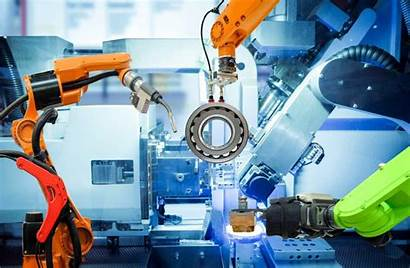 Industrial Robot China Robotics Race Robots Both