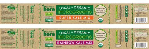 farmedhere brand revitalization doubletake design