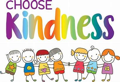 Kindness Clipart Clip Choose Contagious Worth Early