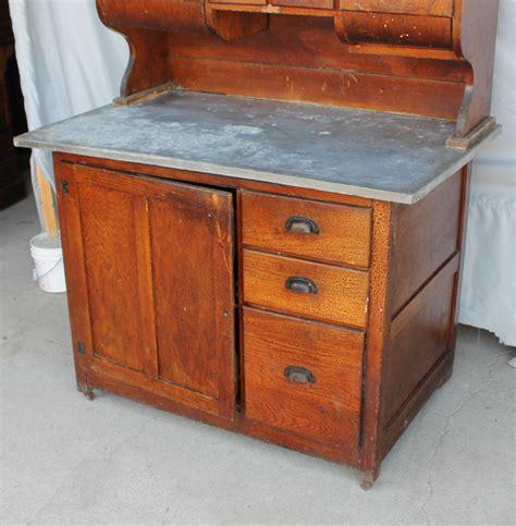 wilson kitchen cabinet antique bargain s antiques antique oak kitchen cabinet 1535