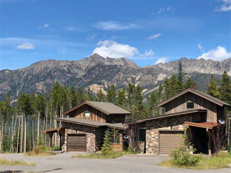 Big Sky Cabins by Silvertip Cabins For Sale In Big Sky Montana Discover