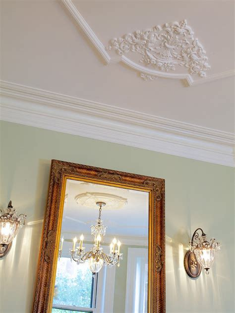 Ceiling Border Trim by Ceiling Design And Adding Detail And Elegance With Ceiling
