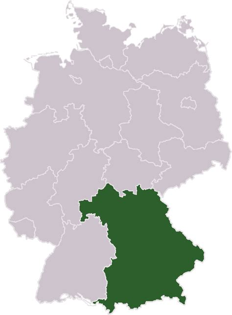 File:Germany Laender Bayern.png - Wikimedia Commons