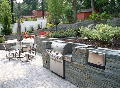 outdoor grill plans outdoor kitchen wyckoff nj photo gallery landscaping network