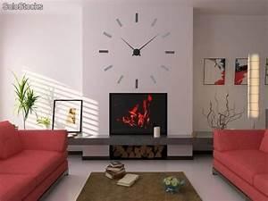 Mecanisme Horloge Geante : horloge murale g ante ~ Teatrodelosmanantiales.com Idées de Décoration