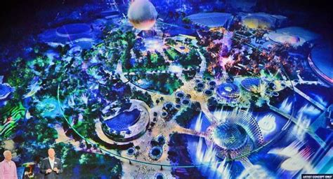 closer  future world concept art reveals  future