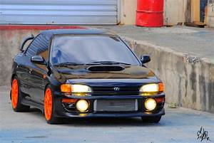 Subaru Impreza Wrx Gc8 1998 Japones Photo Shoot