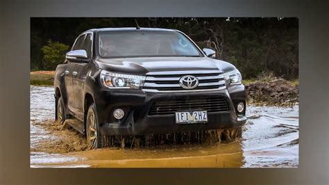 toyota hilux diesel review youtube