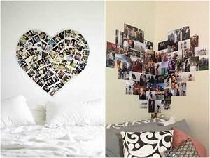 Die 25 besten ideen zu fotocollage selber machen auf for Fotocollage in herzform