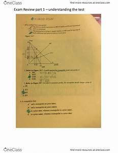 Class Notes At University Of Colorado