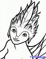 Rise Guardians Draw Tooth Drawing Toothfairy Step Coloring Pages Fairy Drawings Teeth Sheet Adult Characters Dreamworks Sketch Steps Sheets Fictional sketch template