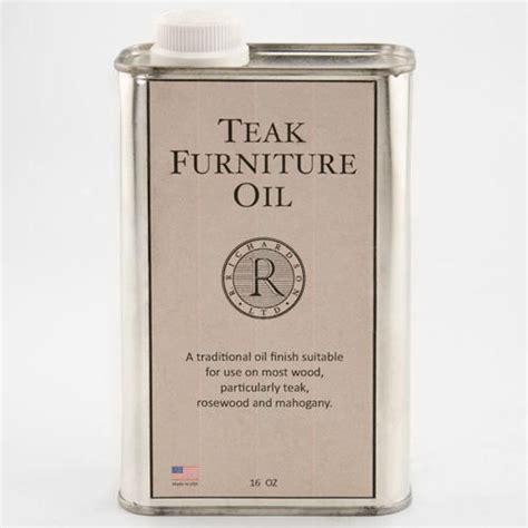 teak furniture oil bathroom