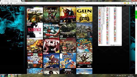 descargar juegos para notebook