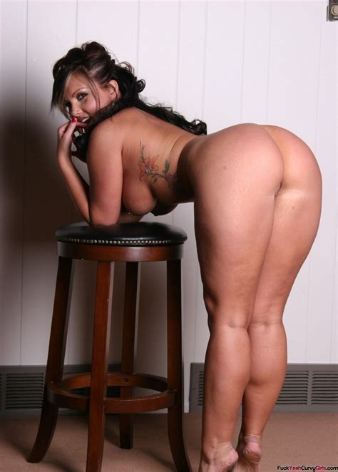 thick leah bent over fuck yeah curvy girls