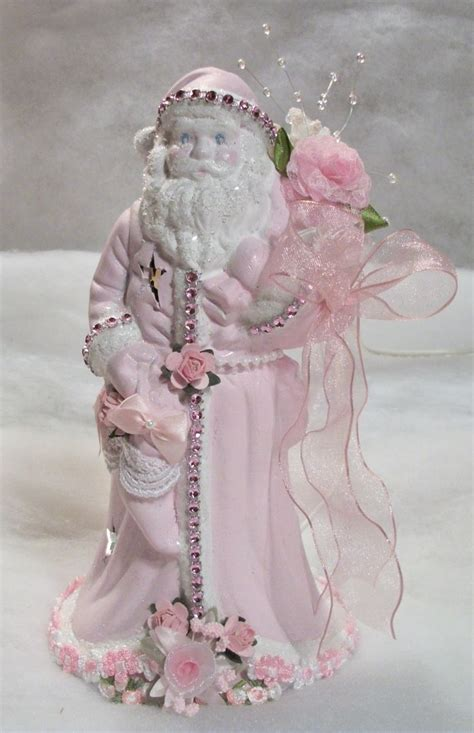 shabby chic santa 1000 images about shabby chic santa and shabby christmas decor on pinterest shabby chic