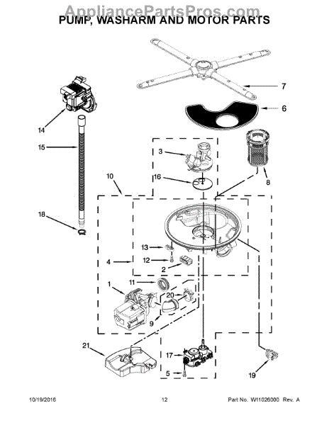 Whirlpool Pump Drain Appliancepartspros