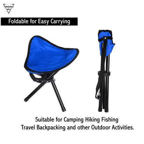 buy forbidden road cing stool portable seat tripod