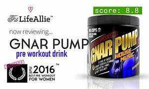 Gnar Pump Review  Bro Supps Pre Workout Is Actually Good
