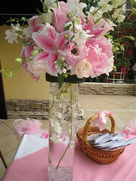 Fancy Tall Flower Arrangements