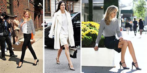 tenues de travail pour femme 24 looks styl 233 s pour aller au bureau