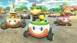 Mario Kart 8 On Switchs Upgrades Make It Worth Picking Up
